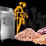 СВЧ импульсная предпосевная обработка семян