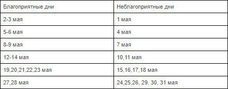 Засолка капусты в мае 2020 по лунному календарю