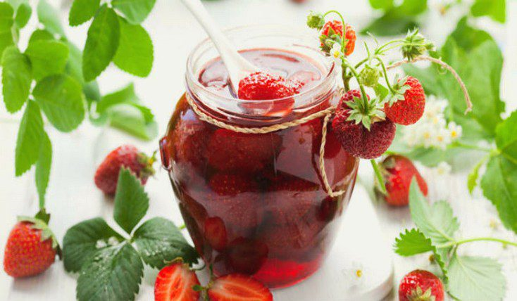 Варенье из клубники на зиму с целыми ягодами пошаговый рецепт