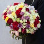 Что делать чтобы розы дольше стояли в вазе?
