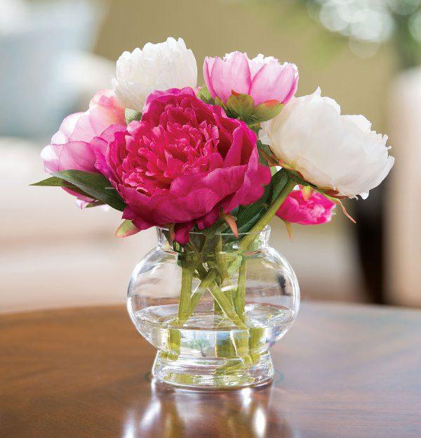 Что делать чтобы пионы дольше стояли в вазе