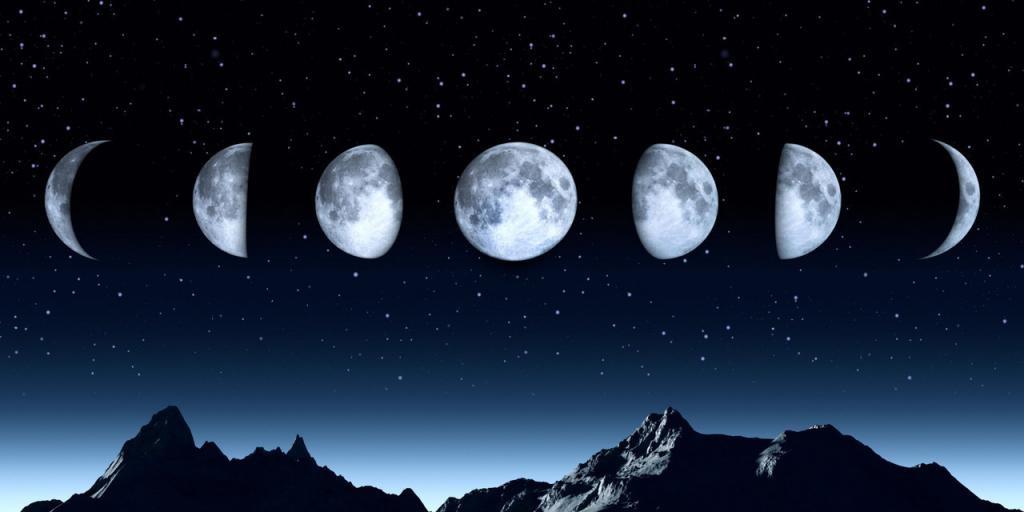 Когда будет растущая луна в июле 2020 года в России
