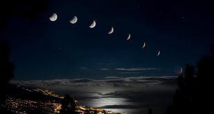 Когда будет убывающая луна в июле 2020 года в России