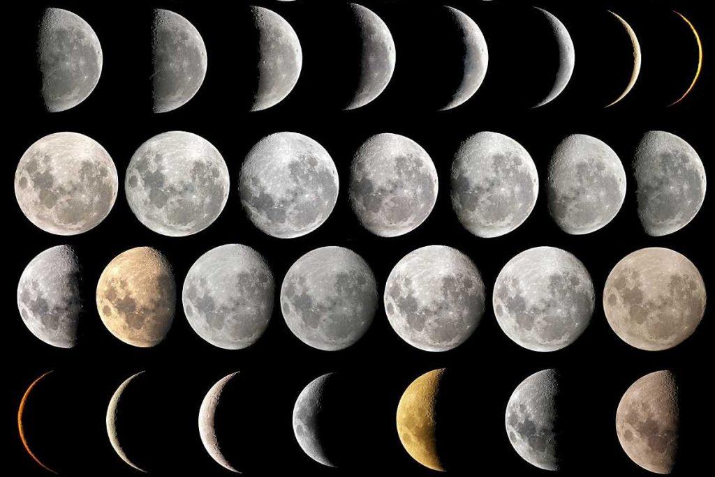 Фазы луны в апреле 2021 года по дням благоприятные дни для посадки