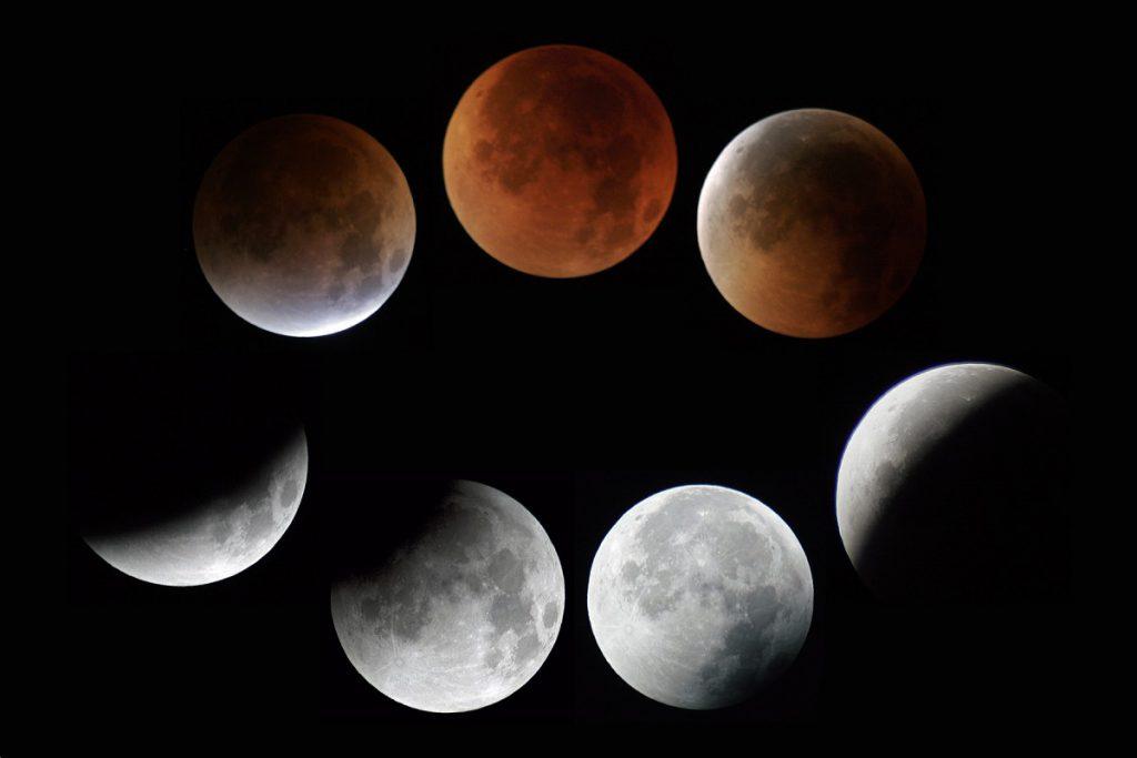 Когда растущая луна в апреле 2021 года начинается и заканчивается