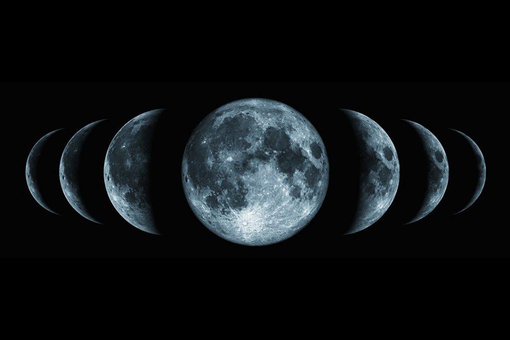 Когда убывающая луна в апреле 2021 года начинается и заканчивается