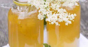 Варенье из цветков бузины рецепт на зиму