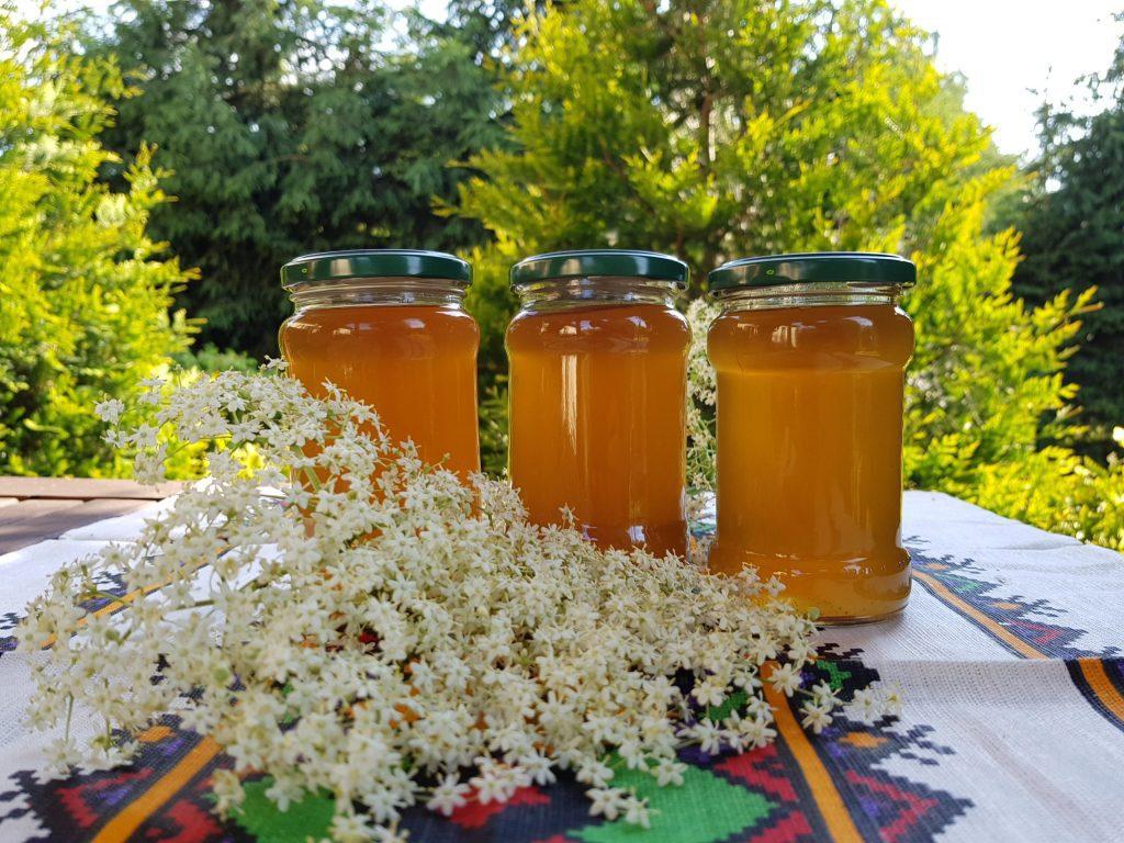 Мед с бузины лучшие рецепты
