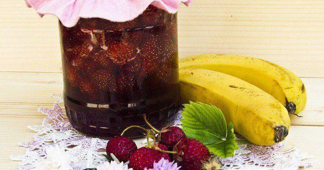 Варенье из клубники на зиму рецепты простой рецепт в мультиварке