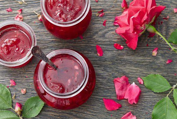 Варенье из лепестков роз рецепт с фото пошагово как сварить в домашних условиях