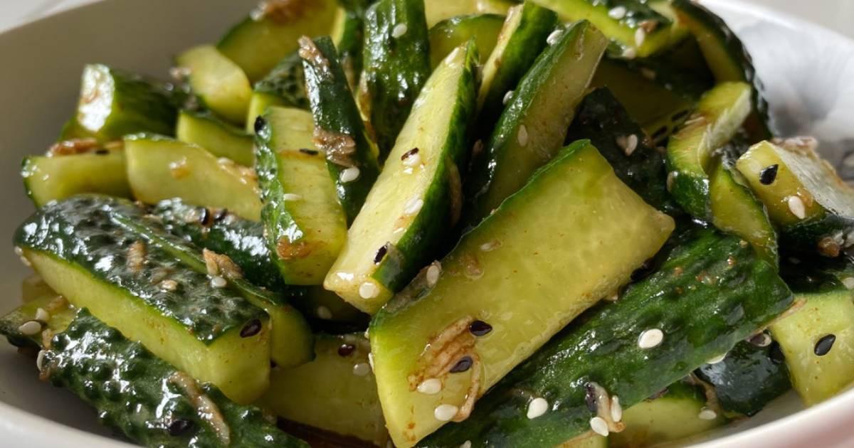 Огурцы по-корейски на зиму самый вкусный рецепт без стерилизации